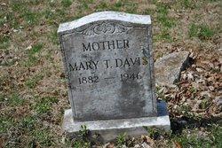 Mary T Davis