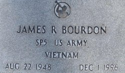 "James Richard ""Jim"" Bourdon"