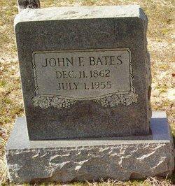 "John Friday ""Jack"" Bates"