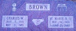 Charles Wallace Brown, Jr