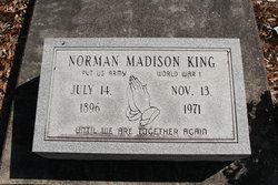 Norman Madison King