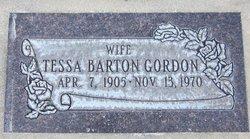 Tessa Gordon