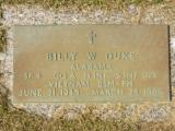 Spec Billy Wayne Duke