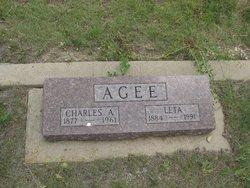 Charles Albert Agee