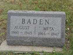 Meta <I>Johnson</I> Baden