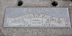 Mabel Clair <I>Ransier</I> Crider