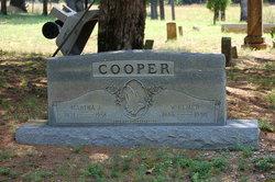 "Martha Jane ""Cooper"" <I>Blount</I> Cooper"