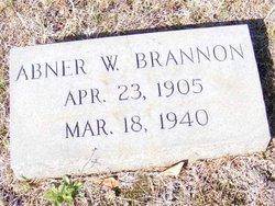 Abner W. Brannon