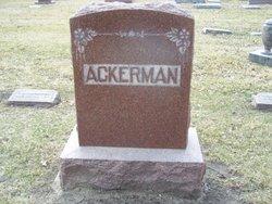 "John William ""Bill"" Ackerman"