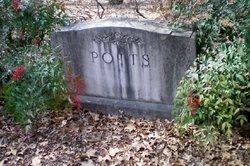 Harriett Amanda <I>Hill</I> Potts