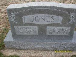 Dr Gordon Willis Jones