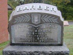 Rachel G <I>Nesbit</I> Barber