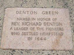 Denton Green Cemetery