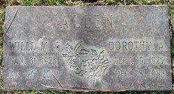 William E Allen