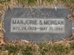 Marjorie S Morgan