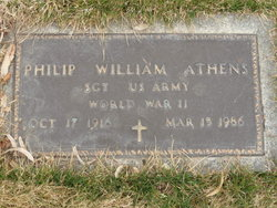 Philip William Athens