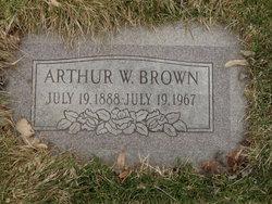 Arthur W Brown