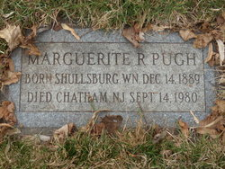 Marguerite <I>Richmond</I> Pugh