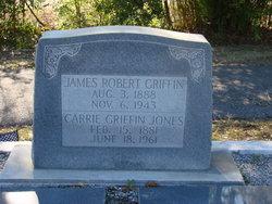 Carrie <I>Griffin</I> Jones