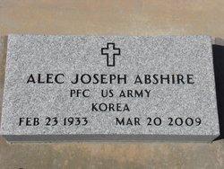 Alec Joseph Abshire
