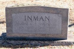 Jessie Lee Fayette Inman
