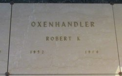 Robert Oxenhandler