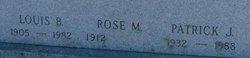 Mrs Rose Mary <I>DePalma</I> Bosco