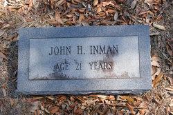 John H Inman