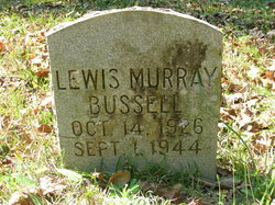 Lewis Murray Bussell