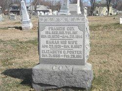 Rev Francis Cox