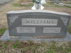 Ben Earp Williams