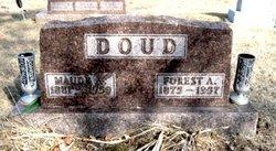 Anna Maude <I>Keller</I> Doud