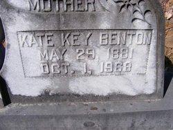 Kate <I>Key</I> Benton