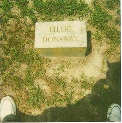 Lillie Kate <I>Powell</I> Donaway