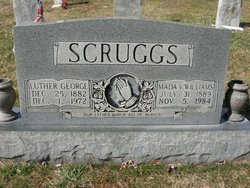 Luther George Scruggs