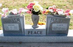 Vivian Beulah <I>Stacy</I> Peace