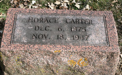 Horace Carter