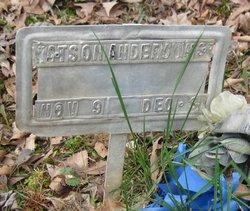 Watson Anderson, Sr