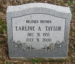 Earline A Taylor