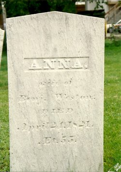 Anna <I>Powers</I> Weston