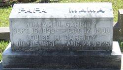 William H Garrity