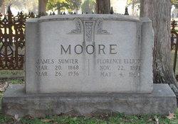 Florence <I>Elliott</I> Moore