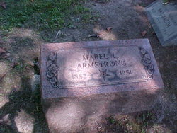 Mabel <I>Langworthy</I> Armstrong