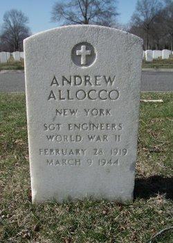 SGT Andrew Allocco