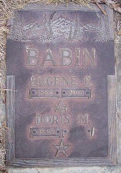 Doris M. Babin