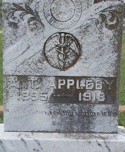 A T Appleby