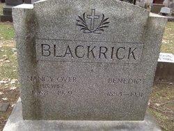 Nancy <I>Over</I> Blackrick