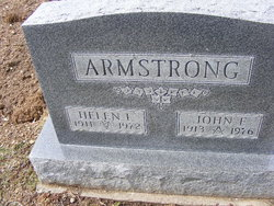 Helen Louise <I>Brumbaugh</I> Armstrong