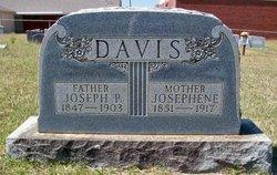 Margaret Josephine <I>Pate</I> Davis