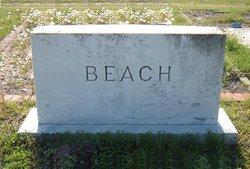 Frances Parland <I>Scarlett</I> Beach